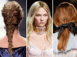 Modne fryzury 2017 - sprawdź przegląd najmodniejszych fryzur