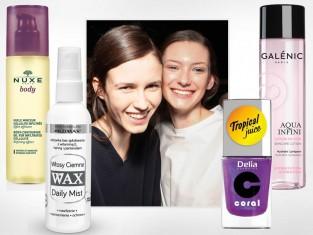 10 najlepszych kosmetyków lipca