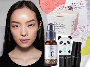 Azjatyckie kosmetyki - hity kosmetyczne