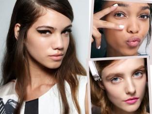 Modny makijaż 2015