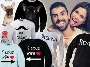 Bluzy dla zakochanych - walentynki 2015