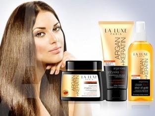 La Luxe, pielęgnacja włosów