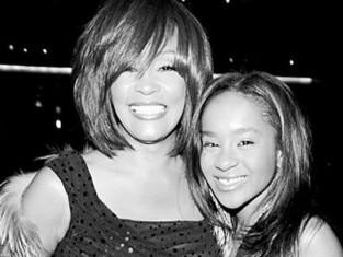 Córka Whitney Houston - Bobbi Kristina