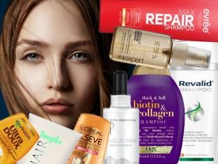 Kosmetyki regenerujące włosy - przegląd redakcji