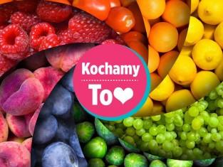 Kolory warzyw i owoców - jakie powinnaś jeść