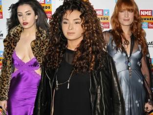 Gwiazdy na NME Awards 2015