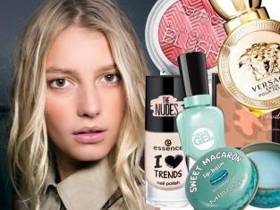 Kosmetyki na wiosnę, które chcemy mieć