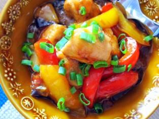 kurczak w sosie słodko kwaśnym przepis, przepis na kurczaka w sosie słodko kwaśnym
