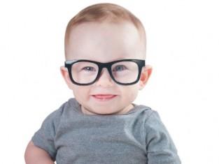 okulary dla dziecka, okulary dla niemowlaka