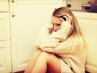 Kobieta w depresją