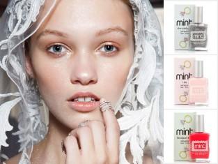 Manicure na ślub 2015 - lakiery ze ślubnej kolekcji