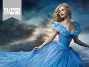 Konkurs - lakiery do paznokci Cinderella