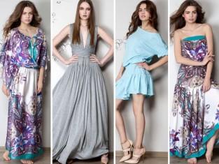 Natalia Jaroszewska - kolekcja wiosna-lato 2015