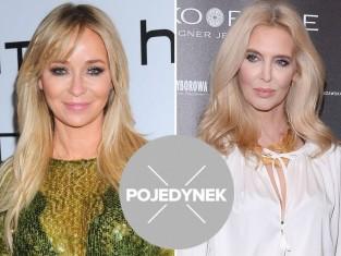 Pojedynek gwiazd - Bogna Sworowska i Joanna Przetakiewicz