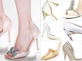 Ślub 2015: buty