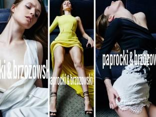 paprocki&brzozowski - kolekcja wiosna-lato 2015