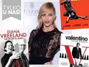 Anja Rubik i jej filmy modowe