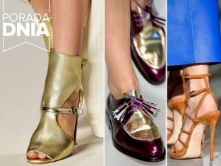 Najmodniejsze buty na lato 2015