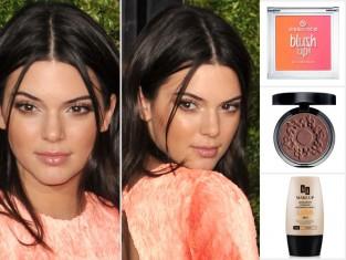 Kendall Jenner - makijaż
