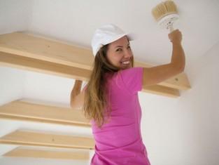 jak malować ściany, malowanie ścian, jak pomalować pokój