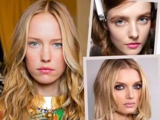 Trendy na lato 2015 - makijaż