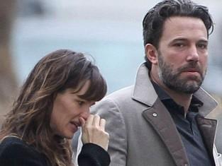 Ben Affleck i Jennifer Garner się rozwodzą