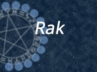 Horoskop miłosny dla Raka