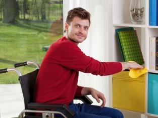 jak urządzić wnętrze dla niepełnosprawnych, jak urządzić dom dla niepełnosprawnej osoby