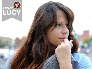 Lucyna Seremak - stylizacja bloggerki