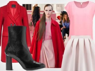 Stylizacja z pokazu Diora