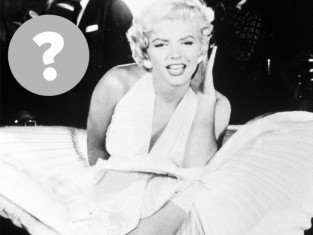 Marilyn Monroe / 1955 r.