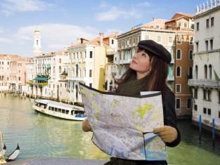 Los znów wysłał mnie do Wenecji