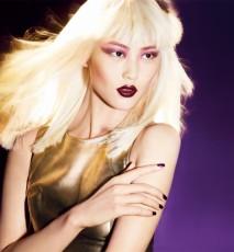 Модный цвет волос 2912 года