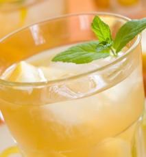 drink sylwestrowy, drink z szampanem, drinki sylwester, sylwester 2013