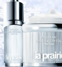 Cellular Swiss Ice Crystal od La Prairie
