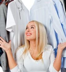 co robić ze starymi ubraniami