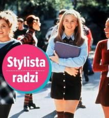 Modne ubrania do szkoły - jesień 2014