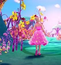 Barbie i magiczne drzwi - nowa bajka w kinach