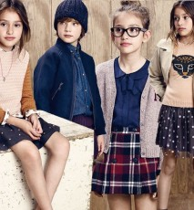 Mango for Kids - lookbook jesień-zima 2014/2015