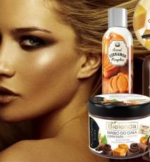 Kosmetyki o słodkich zapachach na jesień