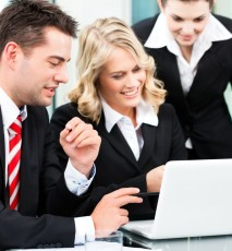 Jak rozmawiać z kolegami z pracy - porady