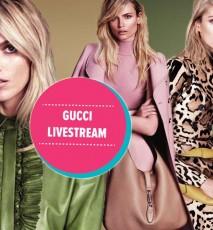 Gucci - wiosna 2015