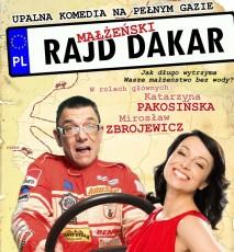 Spektakl Małżeński Rajd Dakar - Teatr Palladium