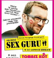 Spektakl Sex Guru - Teatr Palladium
