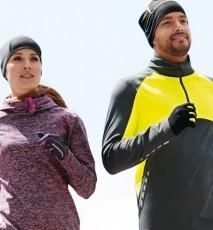 Bieganie zimą - konkurs