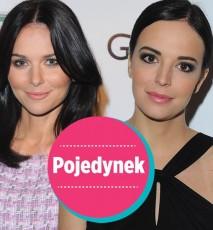 Paulina Sykut i Anna Wendzikowska makijaż