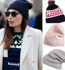Modna czapka na zimę 2016