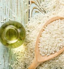 do czego stosować olej ryżowy, właściwości oleju ryżowego