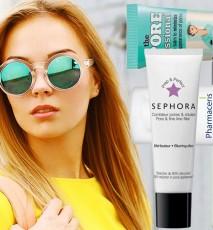 Kosmetyki zmniejszające widoczność porów