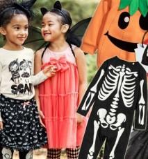 Stroje na Halloween 2014 dla dzieci - przegląd z sieciówek